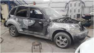 Покраска и кузовной ремонт