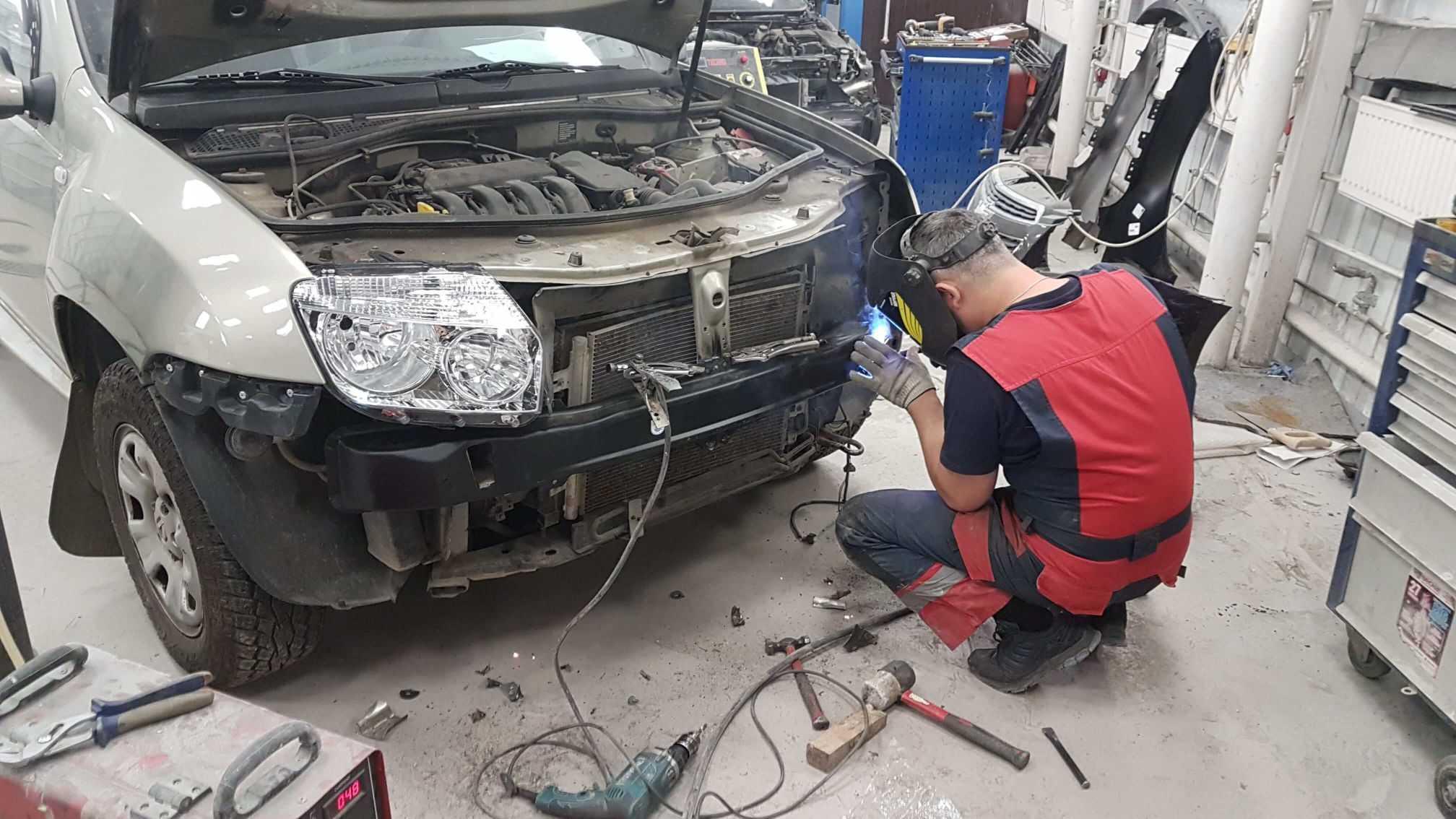 Кузовной ремонт с гарантиями. Развеиваем мифы