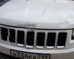 кузовной ремонт Jeep