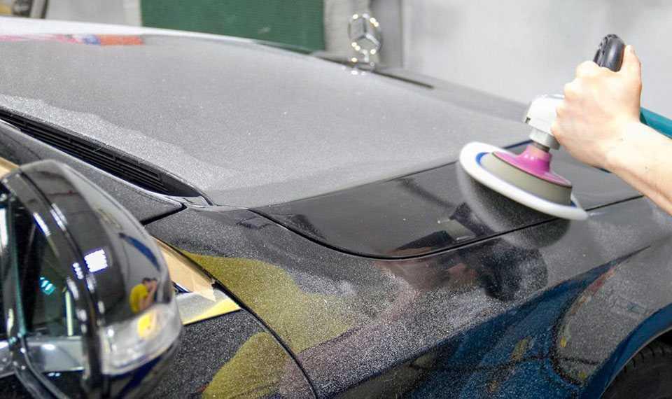 Этапы полировки автомобиля. Интересные факты о полировке