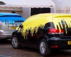 Качественная перекраска машины. Критерии качества