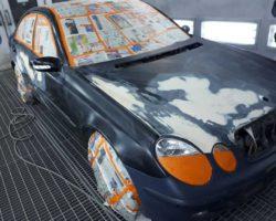 Как покрасить автомобиль полностью и не обеднеть? Делимся секретами