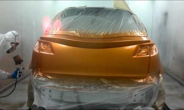 Как получается лучшая цена на покраску автомобиля в Москве! Хитрости работы