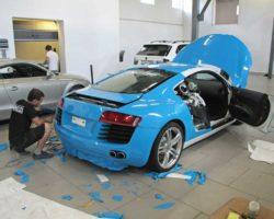 Окрас авто как сделать качественно, быстро, недорого – секреты мастеров