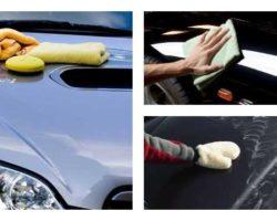 Полировка кузова или как сделать авто не отразимым