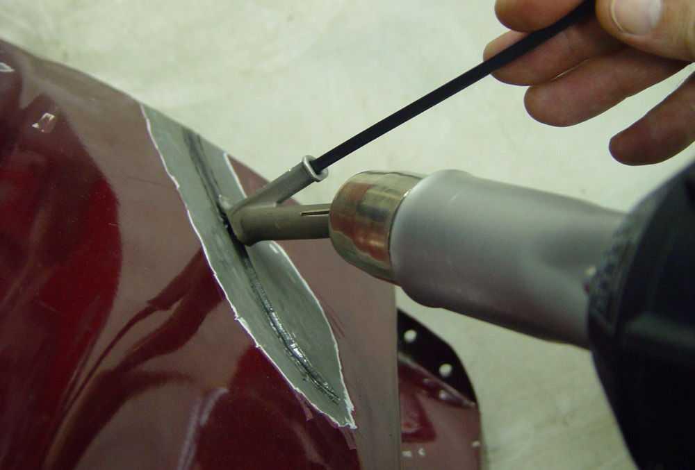 Профессиональный ремонт бамперов с помощью наших современных инструментов