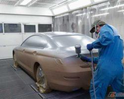 Стоимость покраски автомобиля полностью. О долговечной защите кузова