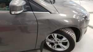 Кузовной ремонт ford focus