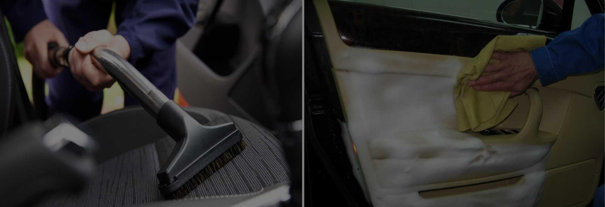 Советы по химчистке салона автомобиля